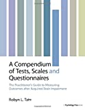 A compendium of tests, scales and questionnaires